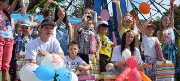 Игротека в честь дня защиты детей